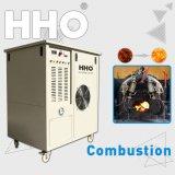 Hydrogen Oxygen Generator for Pulse Throw Incinerator
