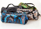 Fashion School Stationery Case, Double Zipper Pencil Bag for Children (GB#30088)
