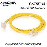 CCA UTP Ethernet Cable Cat5e with RJ45 Connector (CAT5EU3)