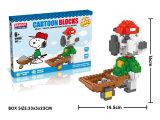 DIY Plastic Building Blocks Intellectual Toy (H9537045)