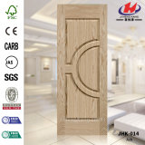 Jhk-012 Natural Venner HDF Door Skin (Natural Ash)