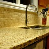 Giallo Ornamental Custom Made Granite Counter Tops