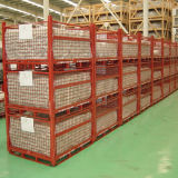 Warehouse Metal Wire Mesh Cage