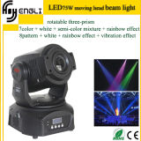75W LED Beam Moving Head Light with Partten (HL-012BM)