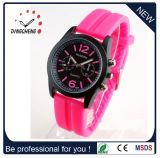 Geneva Watches, Relojes Mujer Wristwatch, Women Dress Watch, Colorful Strap Watch (DC-374)