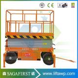 6m 12m Electric Table Lift Platform Mobile Hydraulic Scissor Lift