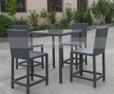 Outdoor Rattan Bar Kd Table Wicker Set (MTC-019)