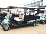 New Design 2 Seater Cheap Electric Golf Cart with Big Cargo Box for Sale