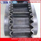 Corrugated Sidewall Rubber Conveyor Belt Factory
