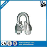 High Quality Type B Galv Malleable Wire Rope Clip
