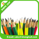 Promotional Factory Outlet Wooden Custom Logo Pencil (SLF-WP002)