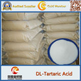 100% Natural China Tartaric Acid / New Product for Wine