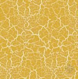 Hualong White Ground Yellow Crackle Effect Decoration Paint