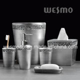 Middle East Style Polyresin Bathroom Accessory Set (WBP0277B)