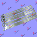 Newly 8mm/10mm Stainless Steel Bangles for DIY Slide Charms (B161)