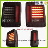 for Jeep Jk Auto LED Tail Light New Design Multifunction Braking Lamp