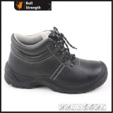 Industry Building Safety Shoe with Steel Toe Cap (SN1634)
