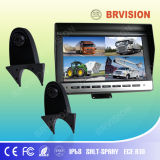 10.1 Inch Rear View System with Waterproof IP69k Shark Mount Rearview Camera for Truck