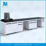 Chemistry Lab Steel Sink Wall Bench