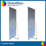 L -Shape Banner Stand (UBL-B)