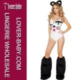 Kitty Animal Fancy Lady Sexy Costume (L15227)