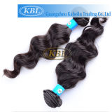 French Natural Refined Hairline Human Black Pearl Hair Piece