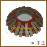 Top Quality China Factory Diamond Profile Wheel for Abrasive Stone