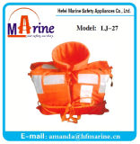 Solas Approved Orange Ocean Life Vest