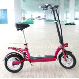 "36V10ah Lithium Ce 12"" Pocket Electric Bike (ES-01202)"