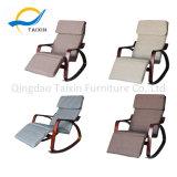 Comfortable Design Garden Furniture Wooden Rocking Chair for Rest