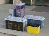 12V PVC Gel Battery (LFPG1233)