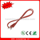 2pole Apple Mold 3.5mm Mono Cable
