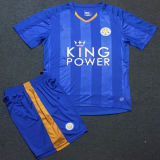 Leicester City Blue Soccer Kit T Shirt and Short