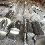 Stainless Steel Pillars for Building Outside