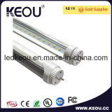 SMD2835 One/Two Side Power Input 600mm 900mm 1200mm 1500mm LED T8 Tube Lamp