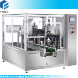 rotary pouch packing machine