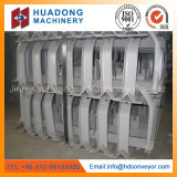 Painted Conveyor Frame for Gravity Industrial Handing System