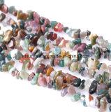 Semi Precious Stone Crystal Gemtstone Chips Nugget Loose Bead<Esb-CS028>