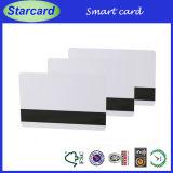 Hybrid Card (magnetic stripe card + smart IC card)