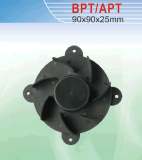 DC Brushless Fan, Bpt/Apt9025 Dia90*25mm with Ce&UL Certification. Provide Customized Service