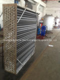 Stainless Steel Spiral Finned Tube Air Heat Exchanger for Drying