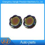 Billet Aluminum Neo Chrome Oil Filler Cap for Honda