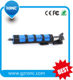 Hot Mini Wired Selfie Stick with Different Colors