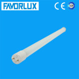 160lm/W Aluminum and Plastic LED T8 Tube