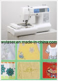 Home Use Small Embroidery and Sewing Machine