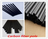 Insulation Carbon Fiber Pole with Long Service Life