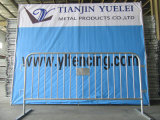 Temporary Swimming Pool Fence/Guard Safety Pool Fencing/Swimming Pool Fence/Steel Flat Top Swimming Pool Fencing