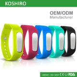Bluetooth 4.0 Smart Wearable Watch Bracelet with Pedometer