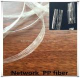 Colourless Mesh Polypropylene Fiber PP Fibers