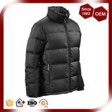 Men Black Colour Light Weight Down Jacket
